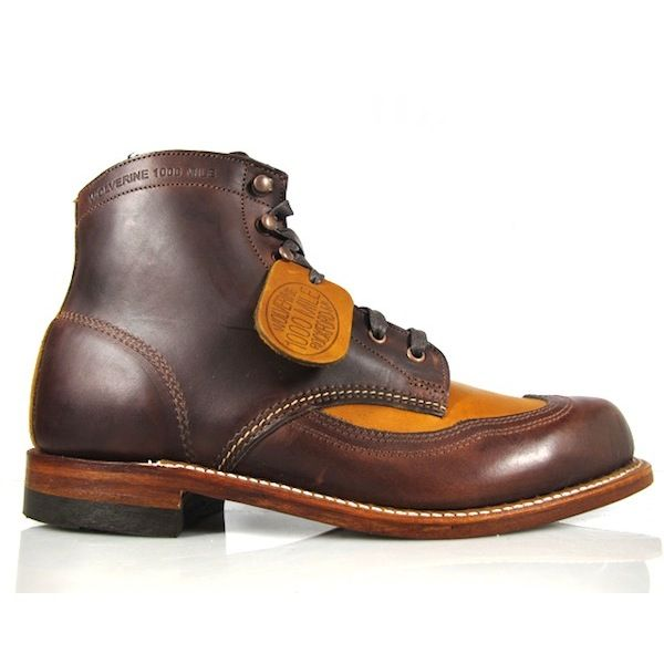 Wolverine 1000 Mile Addison Boots Two Tone. If they are good enough for Wolverine. Then they are Good enough for me.