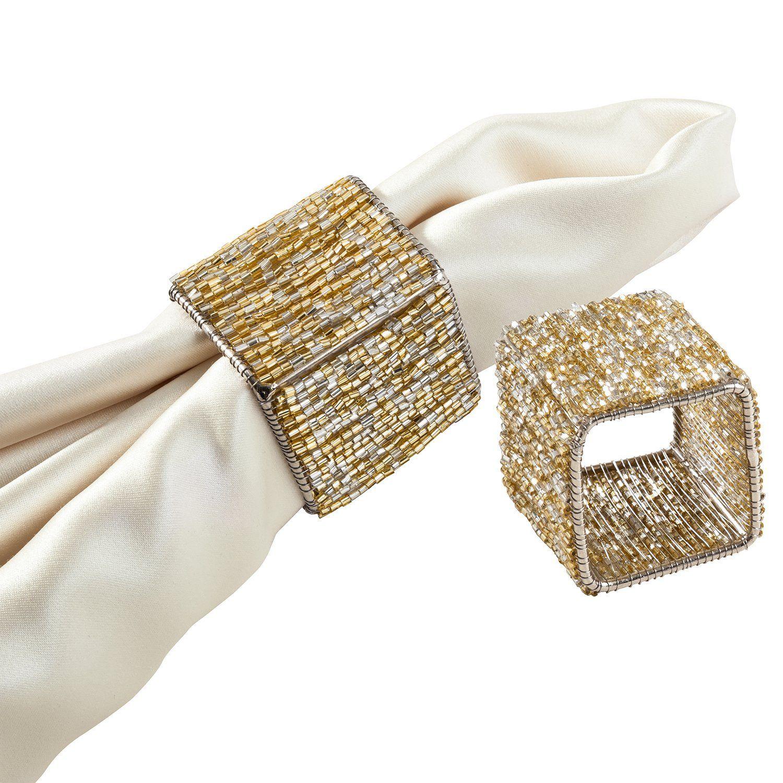 Gold Cornwall Napkin Ring In 2020 Gold Napkin Rings Napkin Rings Wedding Table Linens