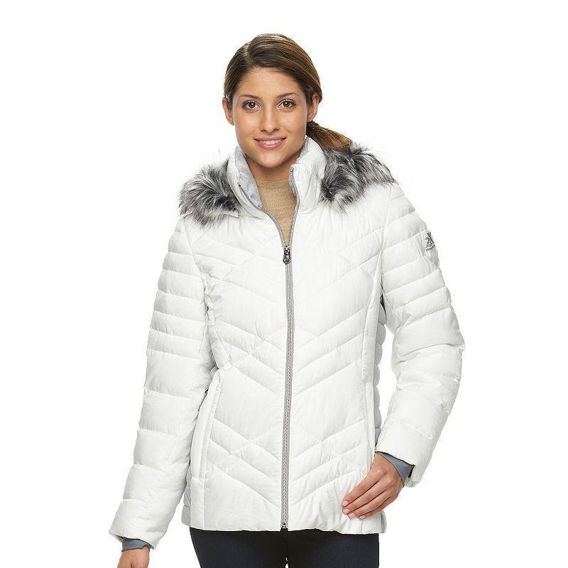 f16013b9107 Women s ZeroXposur Colleen Hooded Puffer Jacket