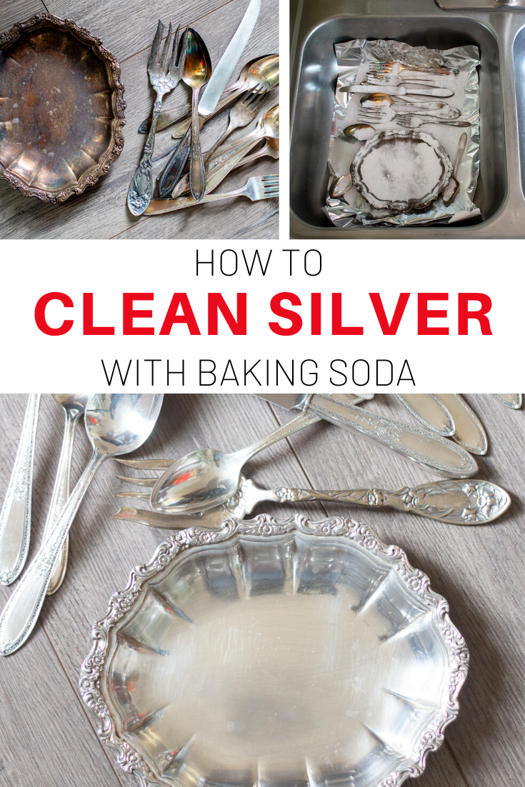 How To Clean Silver With Baking Soda How To Clean Silver
