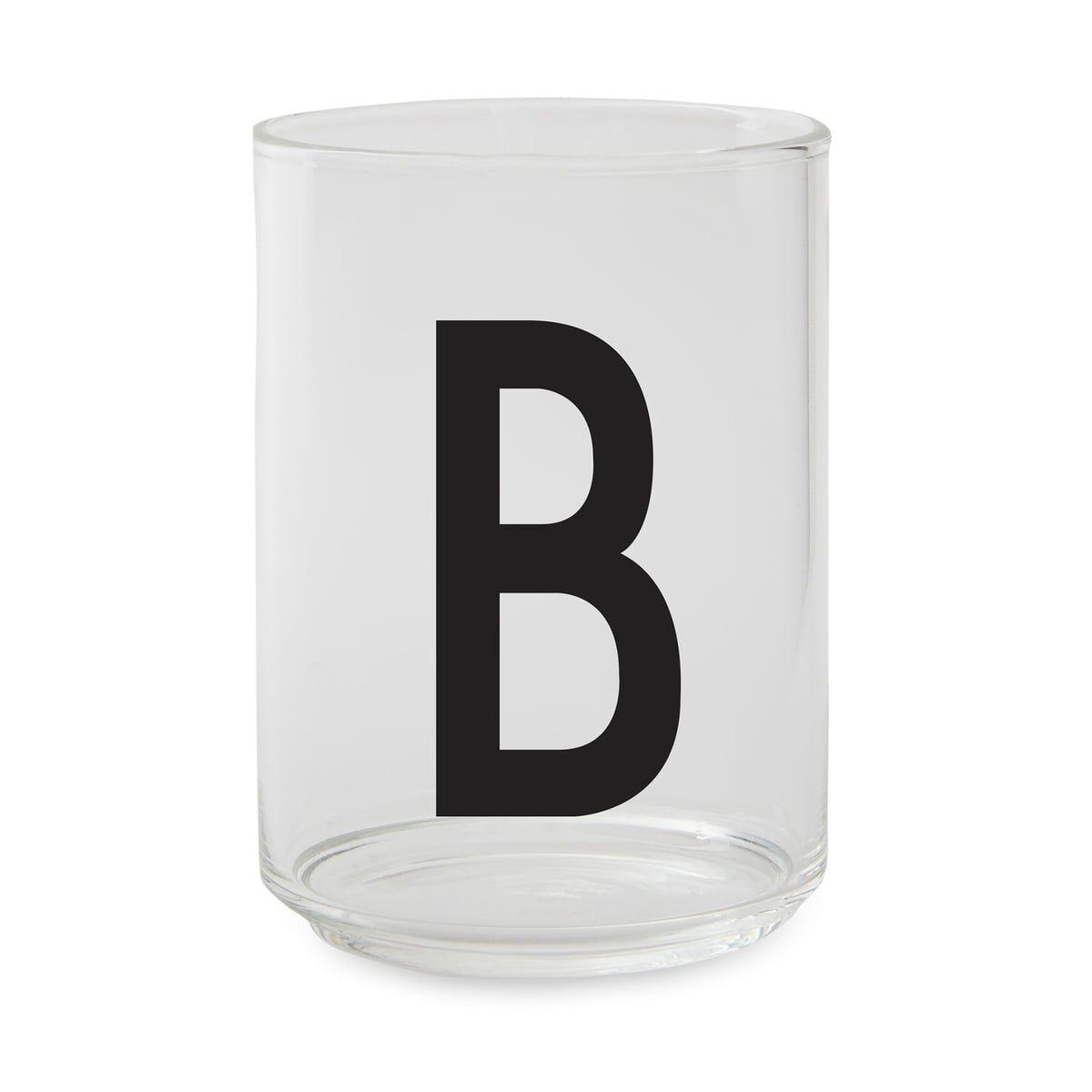 AJ Trinkglas von Design Letters   Connox