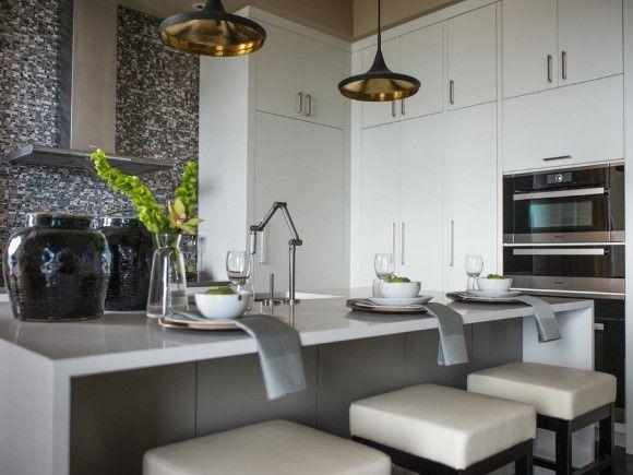 diseño cocina pequeña | kitchen | Pinterest | Cocina pequeña ...