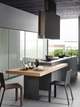 Design di Cucine, bagni e soggiorni moderni MODULNOVA - Progetto 09 ...