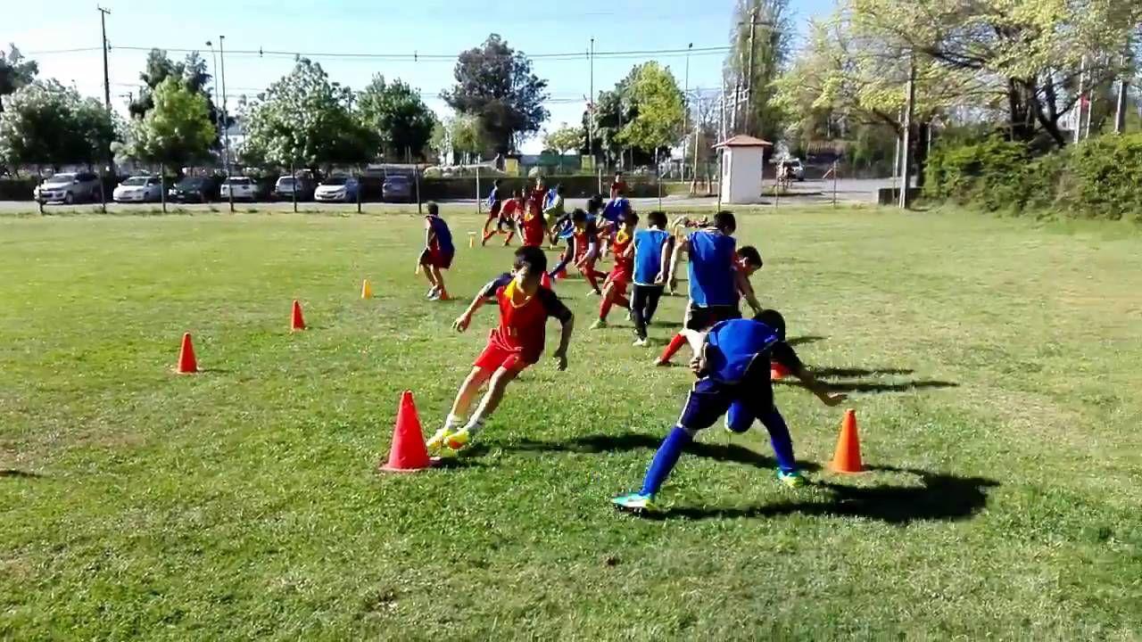 Juegos Educación Física - El Espejo / Copiar Camino