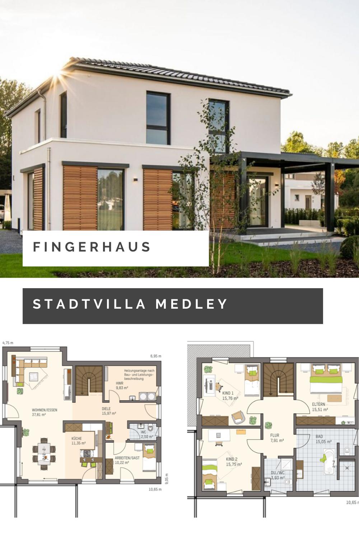 Stadtvilla bauen: Der Weg zum Traumhaus | Bautipps.de