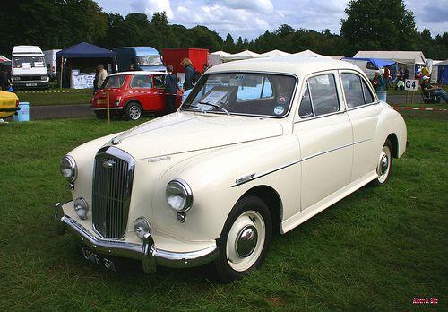 1958 Wolseley Maintenance Restoration Of Old Vintage Vehicles The