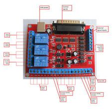 Mach3 5 Axis Cnc Interface Board Instruction Ebook Download