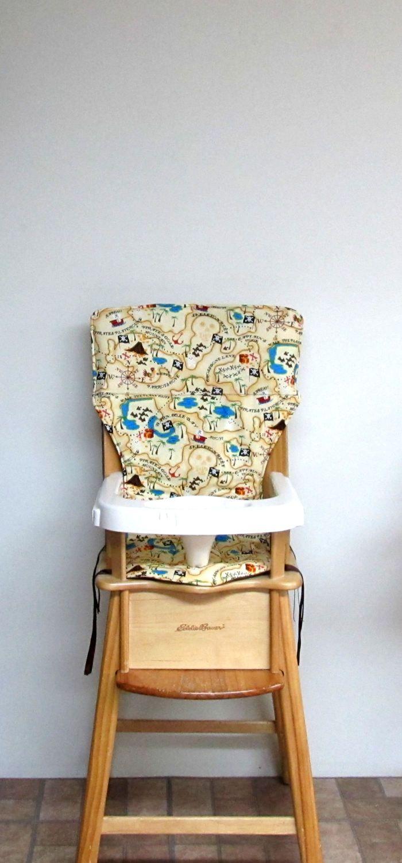 Small Crop Of Eddie Bauer High Chair