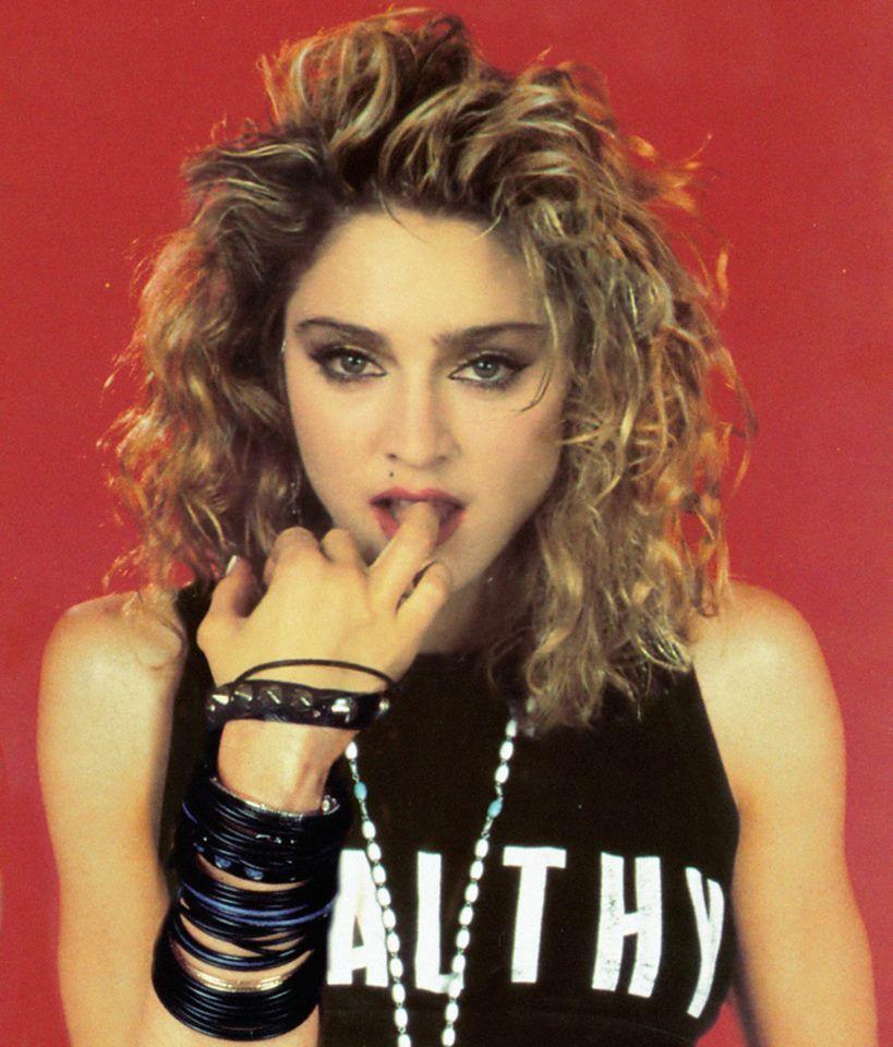 Pin By Cedic Bruno On 80s M A D O N N A Madonna 80s Madonna 80s Fashion Madonna Hair