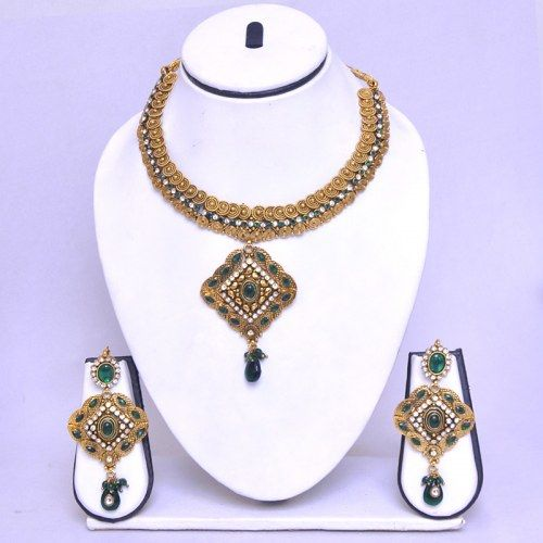 Temple Traditional Necklaces Set