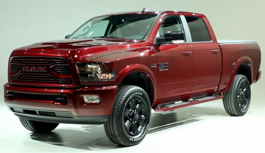2018 Ram 2500 Colors Release Date Redesign Price If You Would Like