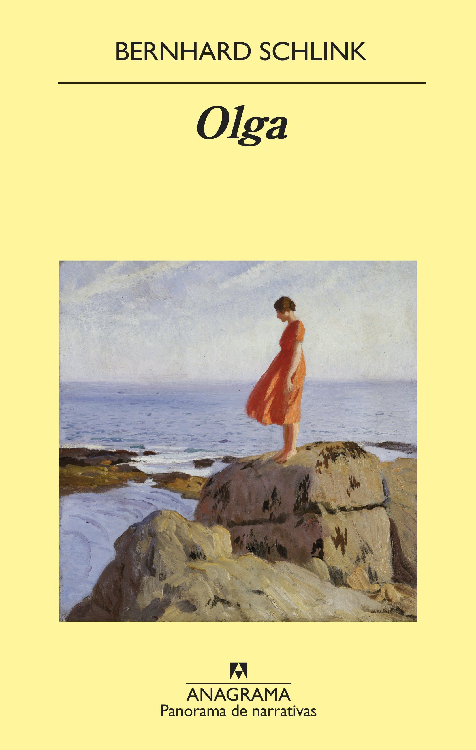 Olga / Bernhard Schlink ; traducción de, Carles Andreu ...
