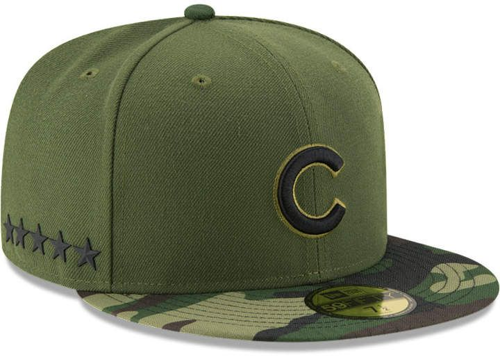 55b2209b3 New Era Chicago Cubs Memorial Day 59FIFTY Cap
