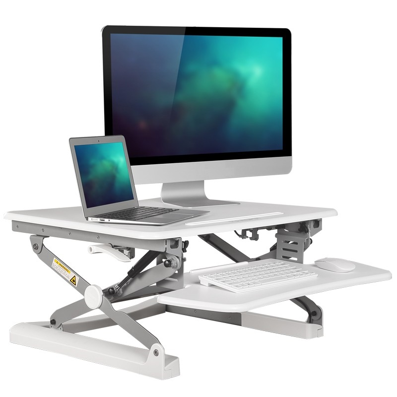 Pin by simply on 升降电脑桌 Desk riser, Adjustable desk riser