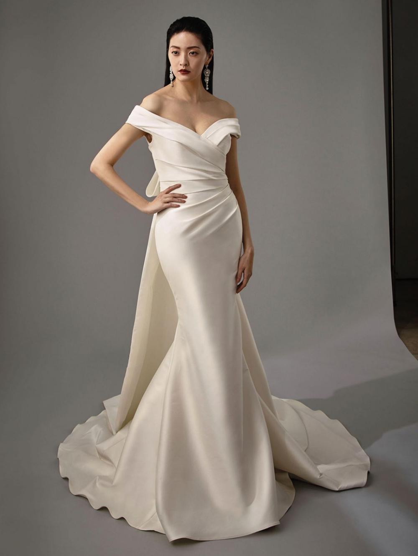 Marla Enzoani Enzoani Wedding Dresses Wedding Dresses Simple Wedding Dresses