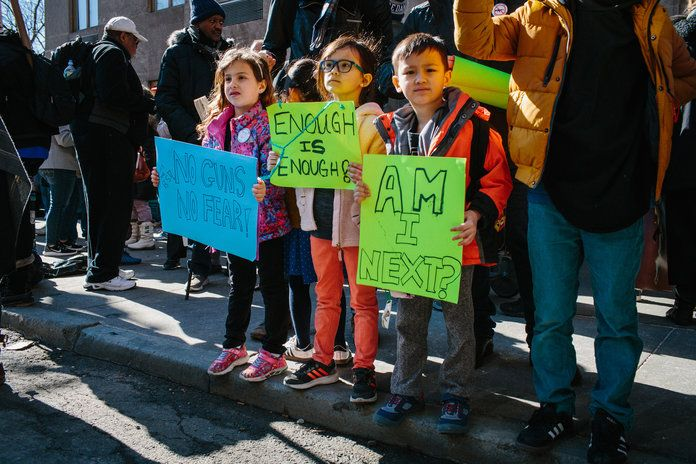 #Why #These #Moms #Marched With #Their #Kids For #Gun #Safety