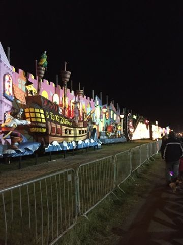 Dancing Dandelions: Half term: Blackpool illuminations