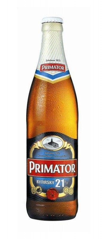 Cerveja Primátor Rytírský 21%, estilo , produzida por Pivovar Náchod a.s., República Tcheca. 9% ABV de álcool.