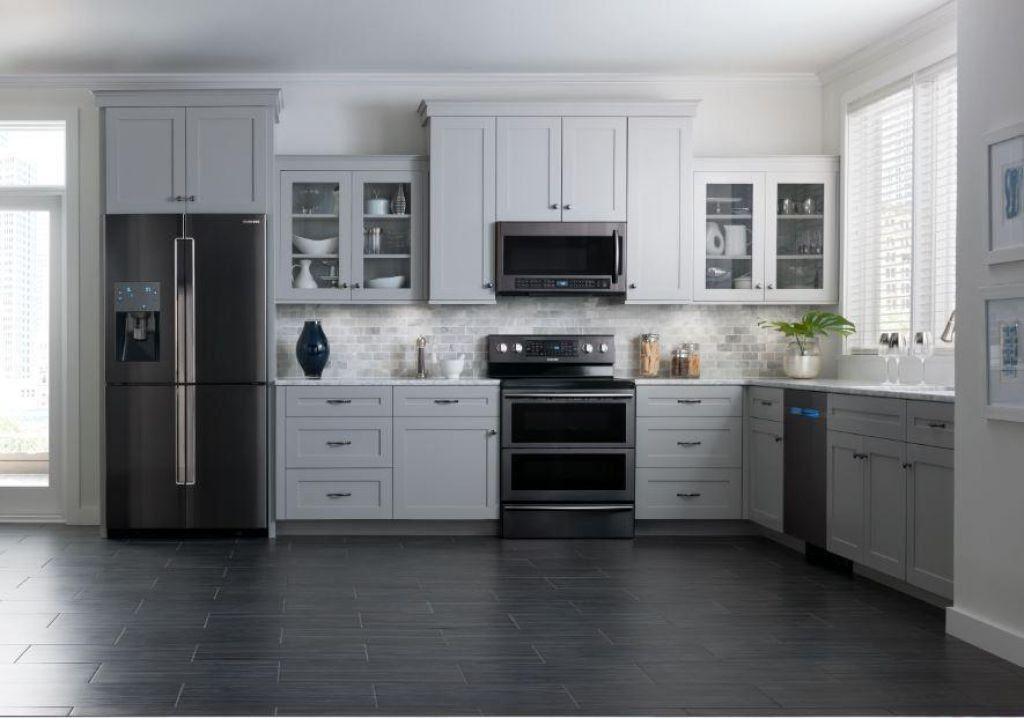 durable and popular stainless steel kitchen appliances kitchen design kitchen flooring on kitchen remodel appliances id=25631