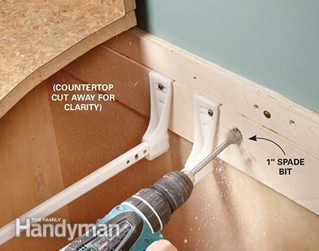 how to install electrical outlets in the kitchen. Black Bedroom Furniture Sets. Home Design Ideas