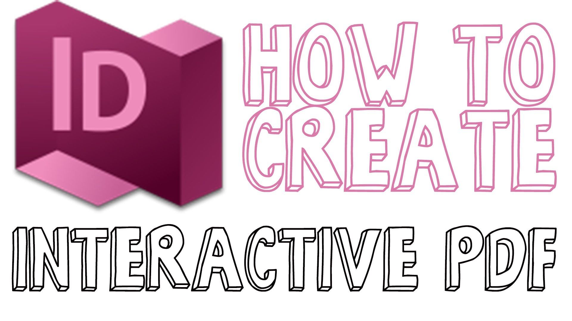 In this tutorial I show you how to create an interactive PDF within ...