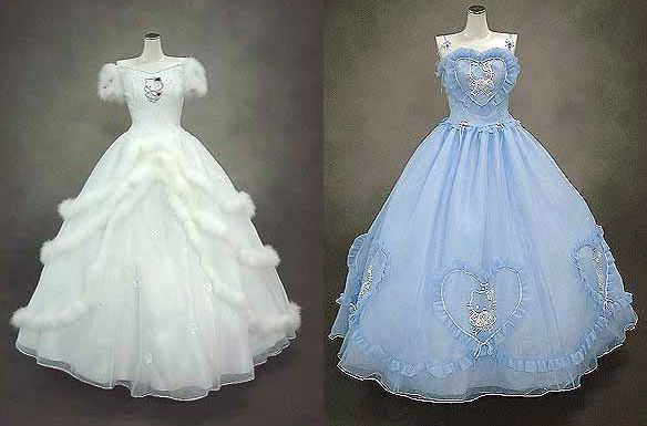hello kitty dog prom dress | Horrible Prom Fashion: Worst Dresses ...