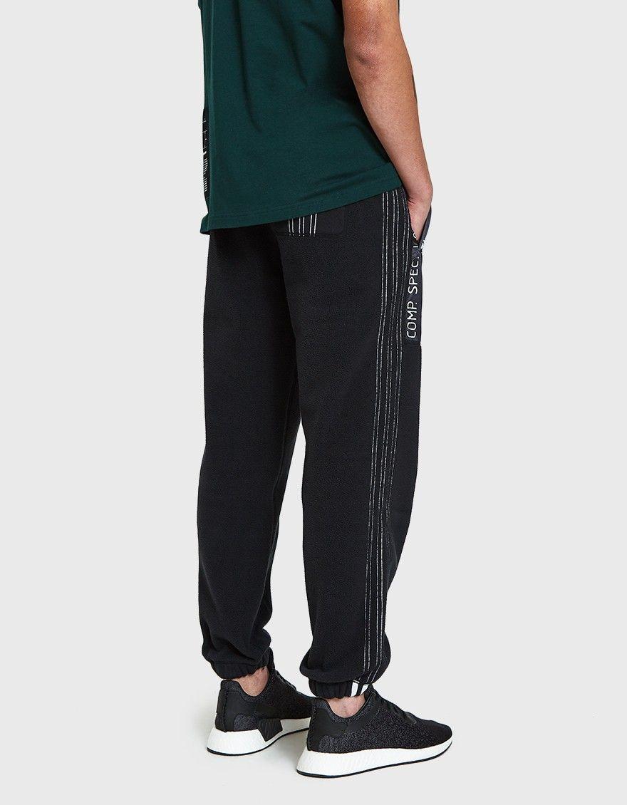 AW Polar Jogger in Black   ??????   Joggers, Fleece