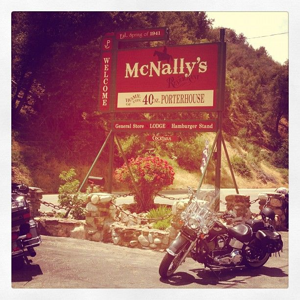 Mcnally S Awesome Lodge And Restaurant On The Kern River