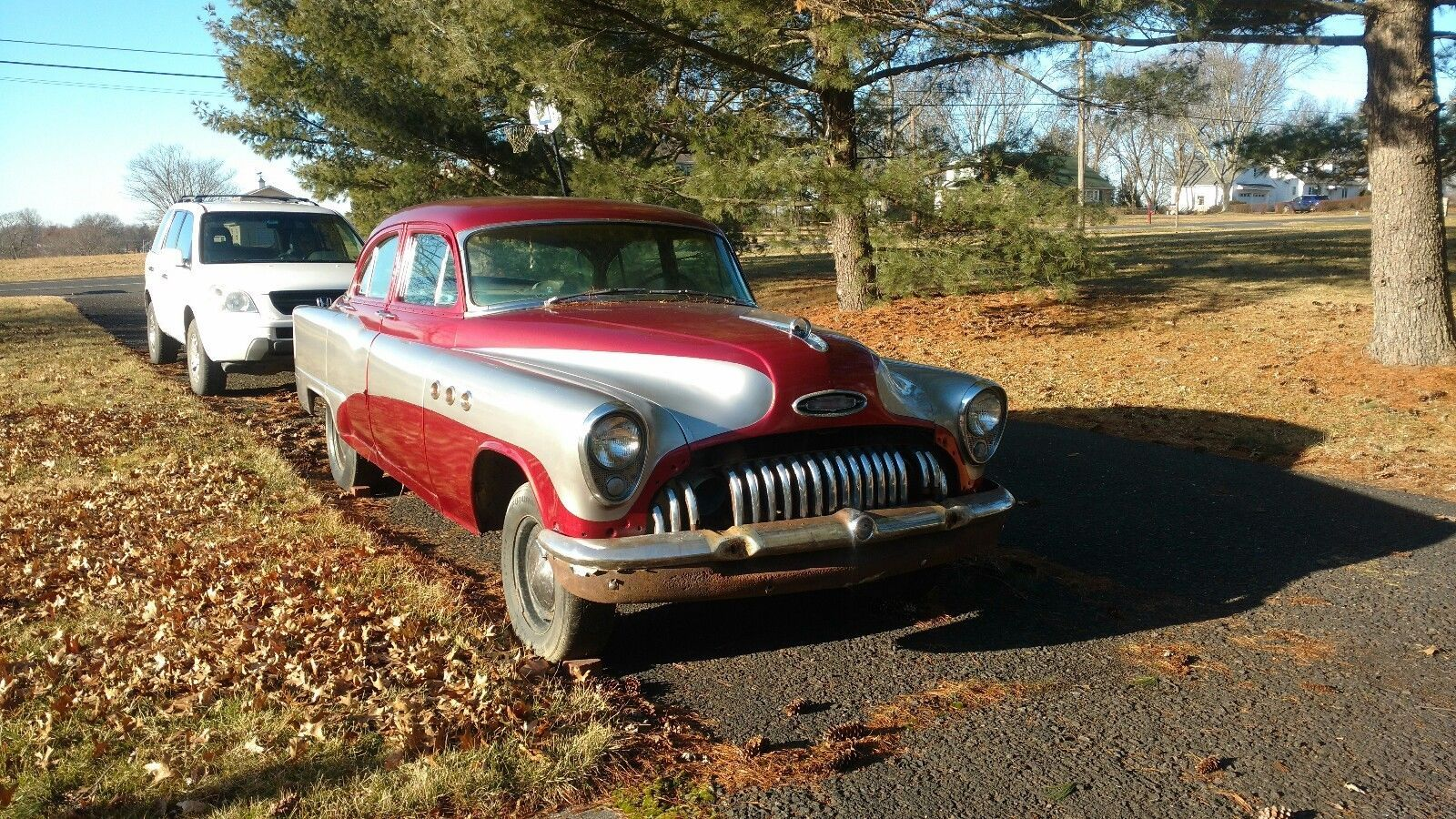 missing interior 1953 Buick Special project | Project cars for sale ...