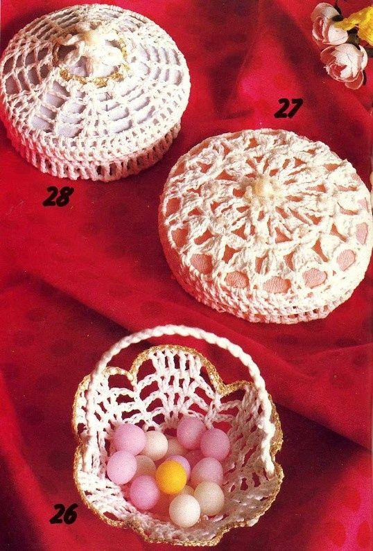 Regalos originales tejidos a crochet proyectos f ciles y - Regalos faciles y rapidos ...