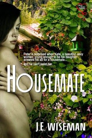 Cheekypee reads and reviews: Housemate promo
