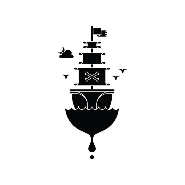 pirates ship logo wwwpixsharkcom images galleries