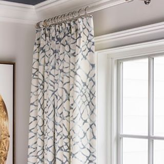 Summertime Chic With Our Lucite Curtain Rod Luxholdups Lucite