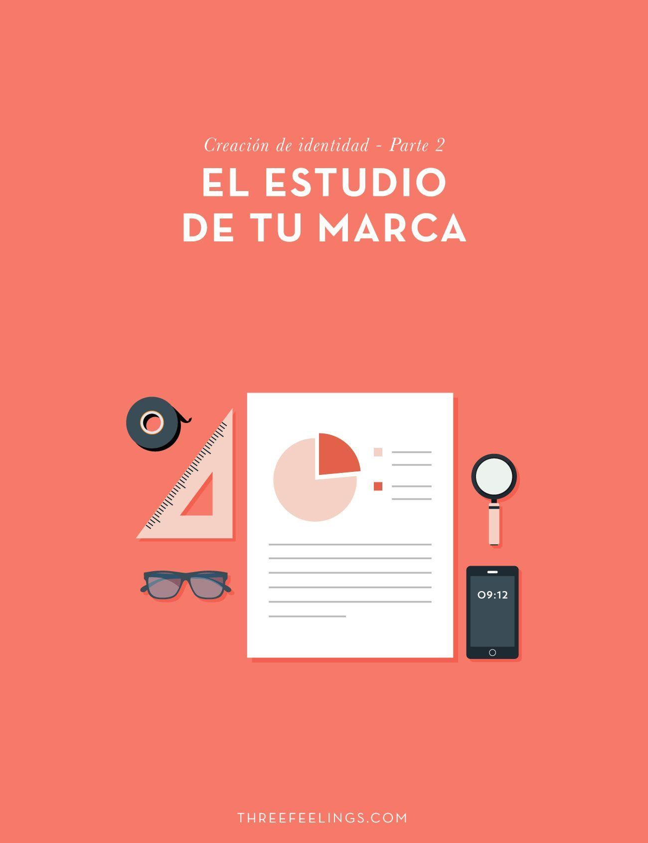 El estudio de tu marca | Identity | Pinterest | Marcas, Dispuesta y ...
