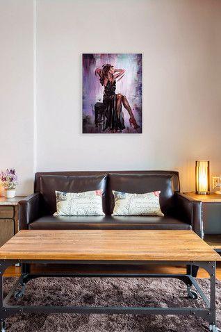 "Elegance Mounted Giclee Print - 20"" x 24"""
