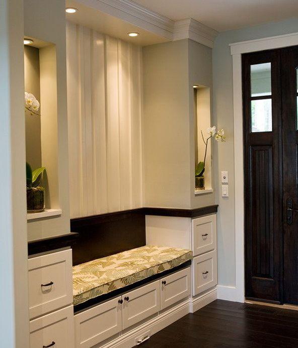 Muebles de recibidores a medida decoraci n zonas de paso pinterest recibidor mueble - Decoracion de recibidor ...