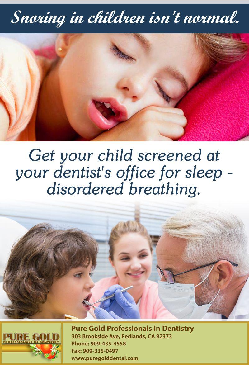 Dental tips Sleep apnea in children, Sleep apnea, Dentistry