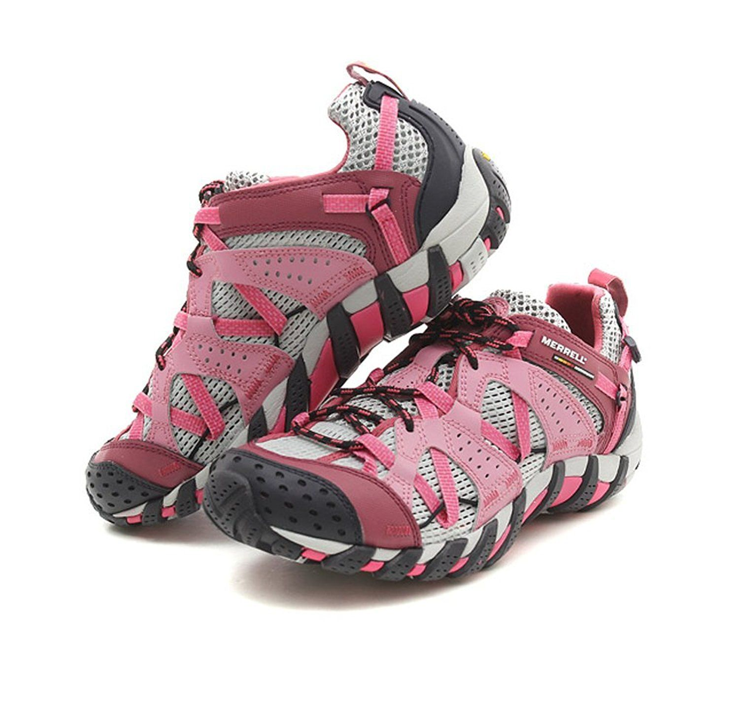 4ccc11d35d8b Merrell Waterpro Maipo Vibram Womens Outdoors Water Adventure Shoes US SIZE  7.5   You can find out more details at the link of the image.