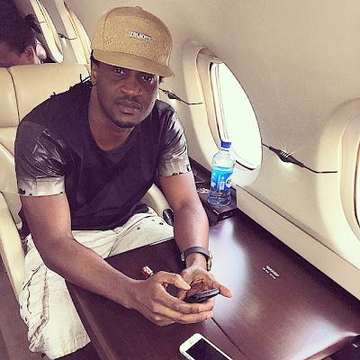 Paul Okoye (P-square) Signs new female artiste to Rude boy Records