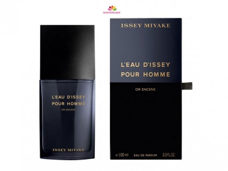 9354fb6fe9 عطر مردانه لئو دی ایسی اق انسون برند ایسی میاک ( ISSEY MIYAKE - LEAU D  ISSEY POUR HOMME OR ENCENS )