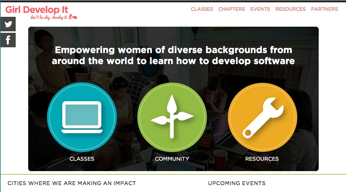 Class 1 HTML/CSS Girl Develop IT Development, Html