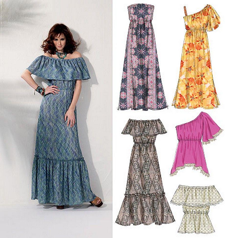 McCalls - 6558 | Sewing Patterns | Pinterest