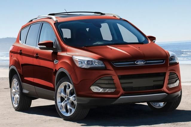 2016 Ford Escape Oil Light Reset