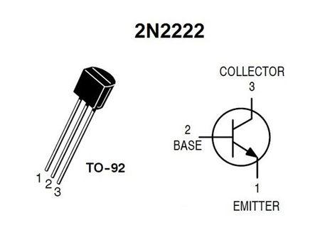 2n2222 radio shack datasheet pdf