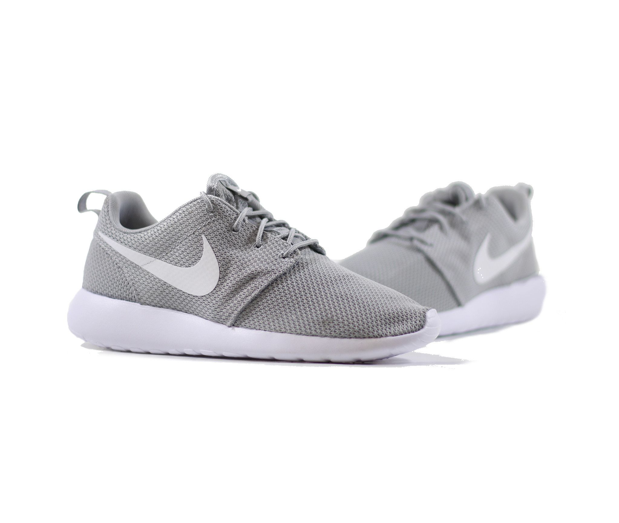 9e5380ea437e NIKE  Roshe One - Wolf Grey White