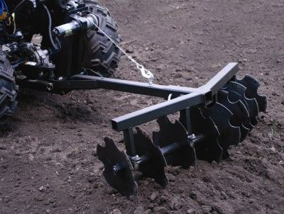 A Quickswitch Disc Harrow Implements In 2019 Garden