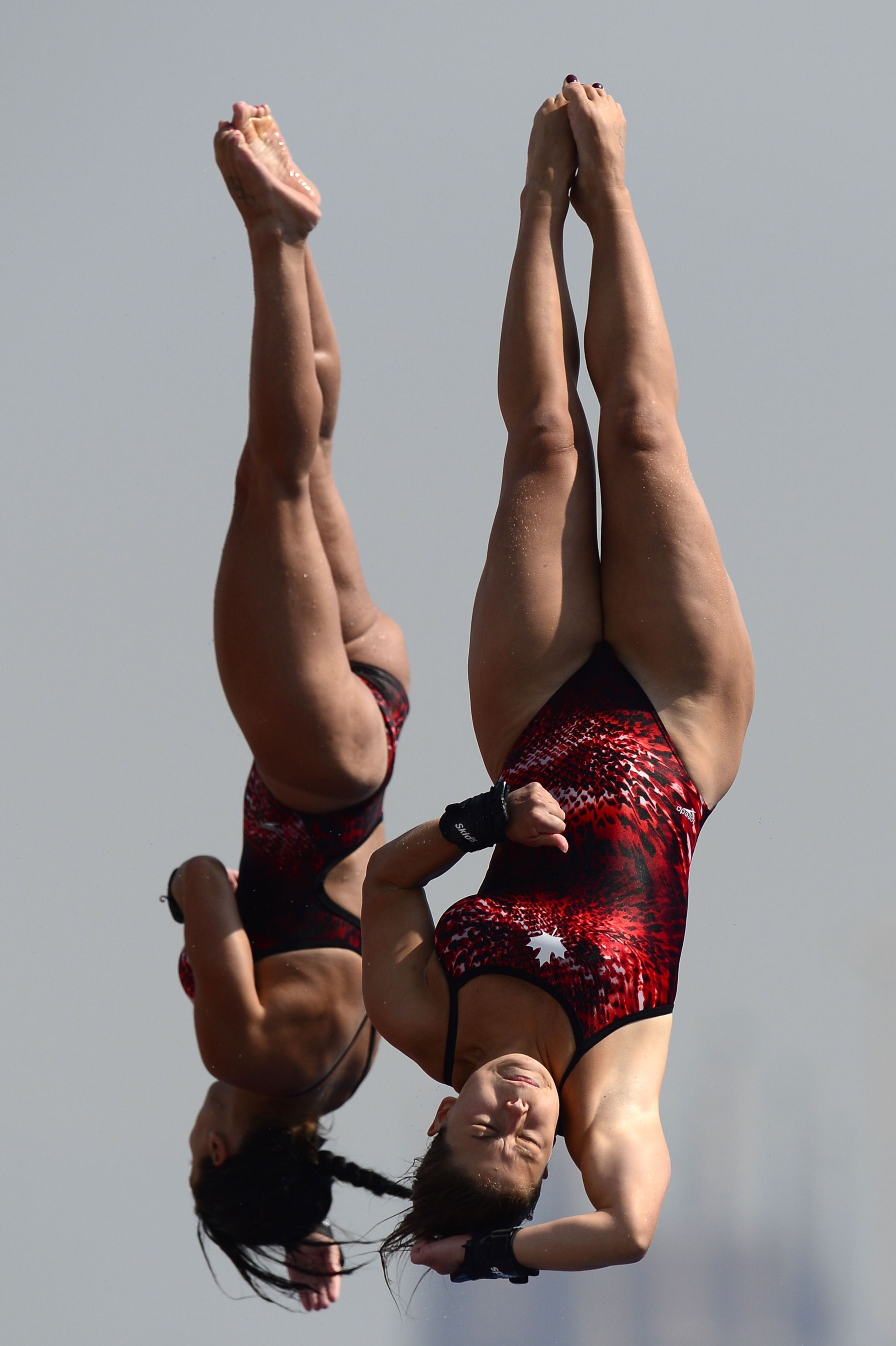 Women's 10m Platform Synchronised Diving 15th FINA