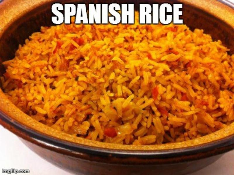 rice recipes on Pinterest | Spanish rice dish, Authentic spanish rice ...