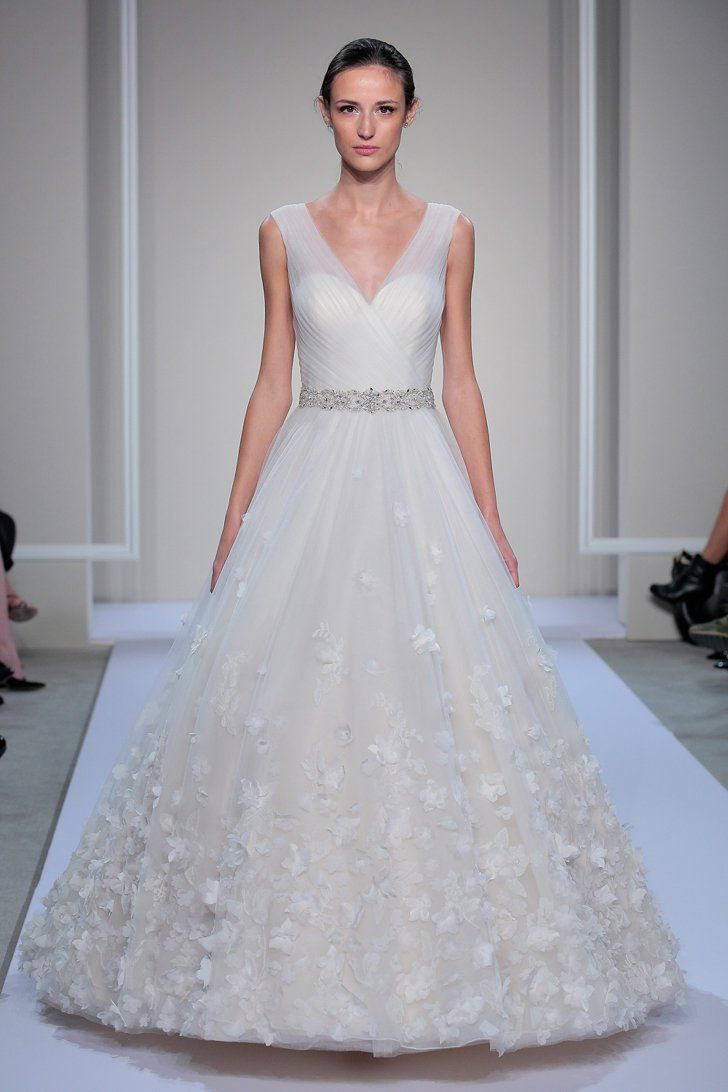 Dennis Basso For Kleinfeld | Dennis basso, Ball gowns and Wedding