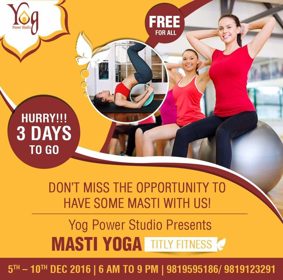 Pin by Yog Power Studio on Yog Power Studio Yoga, Free